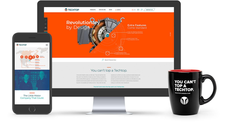 News - Techtop Canada Electric Motors