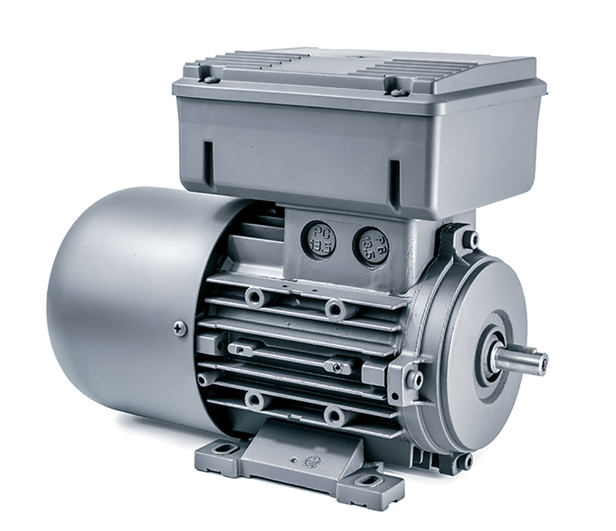 Metric Single Phase Motors